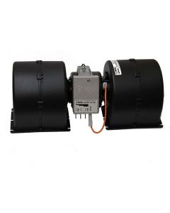 Small 24V Double Blower Assembly