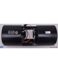 Blower Assembly, Evaporator, Double Scroll, 12V - 1008