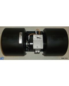 Blower Assembly, Evap, Double Scroll 12V W/Thd Inserts