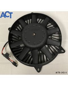 "Fan Assembly, Condenser, 11""Extush High Profile, 12V"